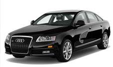 Audi A6--The Audi A6 is a popular car with Chinese businessmen and senior government officials. Comfort and style are the main features of this luxury class vehicle.