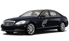 Mercedes Benz S600---The ultimate in luxury and safety. The ideal car for the senior executive to be chauffeured around in, while in China.